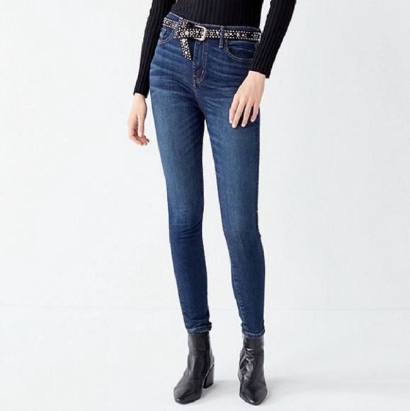durable in use new items factory authentic BDG Twig High-Rise Skinny Jean - Atomic